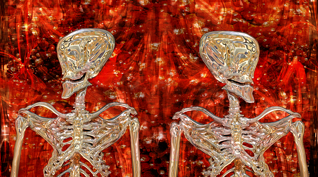 umělé kostry