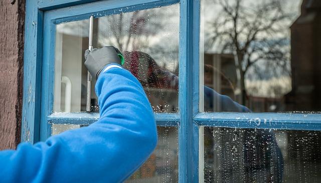 Vysavač na okna