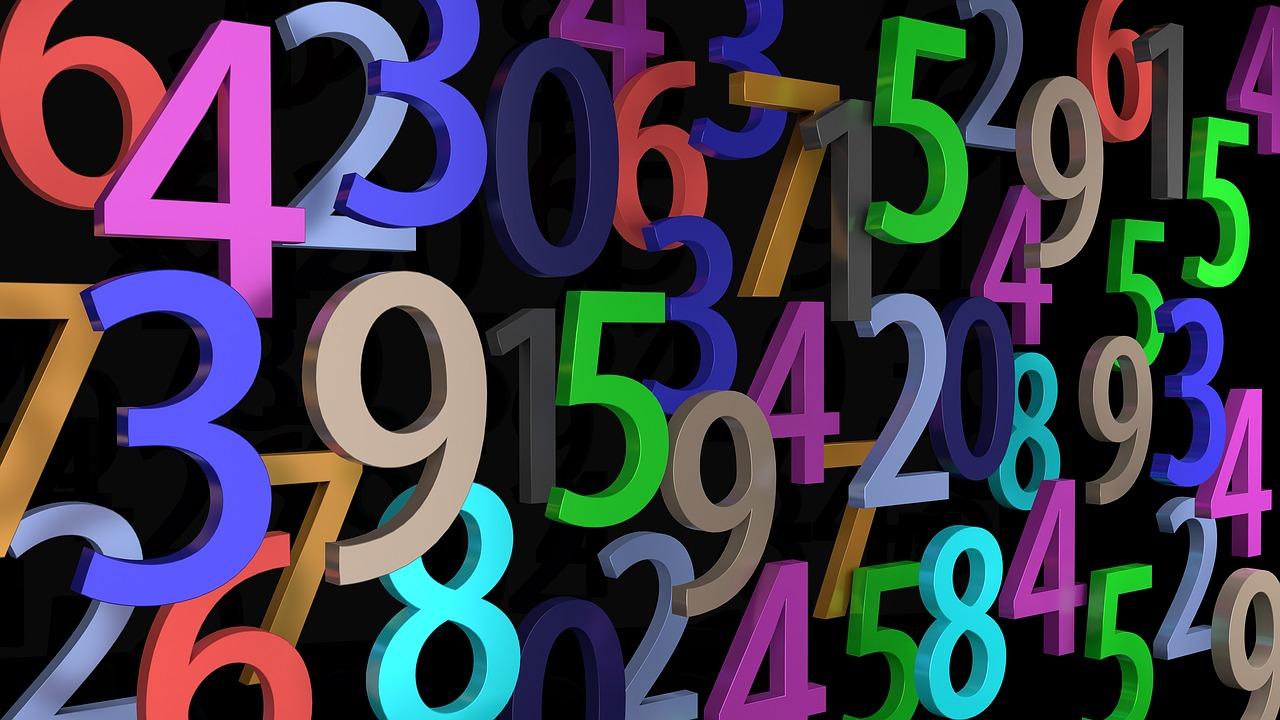 svět čísel